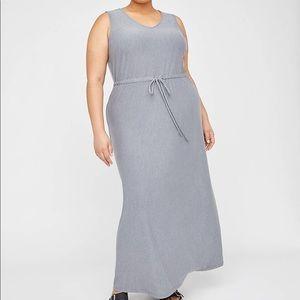 NWT Catherines Cobblestone Maxi Dress